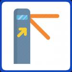 Barrier – Turnstile